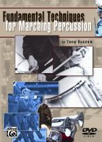Fundamental Techniques for Marching Percussion - DVD Sheet Music