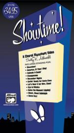 Showtime! A Choral Movement DVD Sheet Music