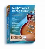 Alfred's Teach Yourself to Play Guitar: Rock Songs (Everything You Need to Play Your Favorite Songs  Sheet Music