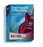Alfred's Teach Yourself to Play Guitar: Blues Songs (Everything You Need to Play Your Favorite Songs Sheet Music