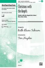 Christmas with the Angels Sheet Music (Chatter with the Angels / He Is Born / Mary Had a Baby) - Cho Sheet Music