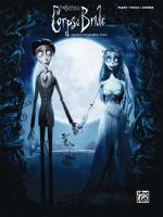 Corpse Bride: Selections from the Motion Picture - Book Sheet Music