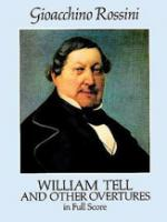 William Tell and Other Overtures - Full Score Sheet Music