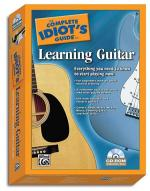 The Complete Idiot's Guide to Learning Guitar (Everything You Need to Know to Start Playing Now!) -  Sheet Music