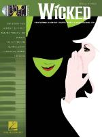 Wicked Piano Duet Play-Along Volume 20 Sheet Music