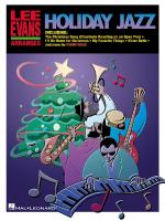 Lee Evans Arranges Holiday Jazz Sheet Music