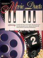 Movie Duets Sheet Music