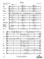 Drive - Conductor Score Sheet Music
