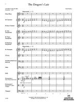 The Dragon's Lair - Conductor Score Sheet Music