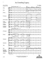 An Unending Legacy - Conductor Score Sheet Music