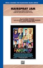 Hairspray Jam - Conductor Score Sheet Music