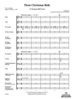 Three Christmas Bells (I. Ukranian Bell Carol, Ii. Ding Dong! Merrily On High, III. Jingle Bells) -  Sheet Music