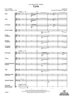 Lyra (from The Golden Compass) - Conductor Score Sheet Music