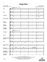 Sleigh Ride - Conductor Score Sheet Music