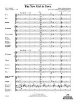 The New Girl in Town - Conductor Score Sheet Music