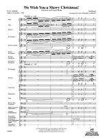 We Wish You a Merry Christmas! (Variations and Concert Finale) - Conductor Score Sheet Music