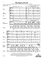 The Heart of It All (Featuring: One Heart / Some Hearts / Put a Little Love in Your Heart) - Conduct Sheet Music