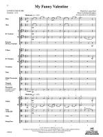 My Funny Valentine - Conductor Score Sheet Music