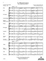 La Rejouissance (from Royal Fireworks Music) - Conductor Score Sheet Music