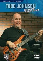 Todd Johnson Electric Bass Technique Builders - Book Sheet Music