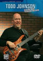 Todd Johnson Electric Bass Technique Builders - DVD Sheet Music