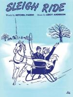 Sleigh Ride - Sheet Music Sheet Music