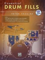 Essential Drum Fills - Book & CD Sheet Music