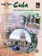 Drum Atlas: Cuba (Your passport to a new world of music) - Book & CD Sheet Music