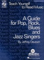 Teach Yourself To Read Music A Guide For Pop, Rock, Blues And Jazz Singers Sheet Music