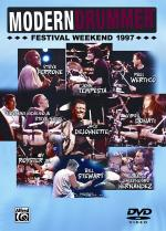 Modern Drummer Festival Weekend 1997 - DVD Sheet Music
