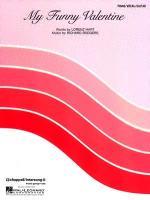 My Funny Valentine Sheet Music Sheet Music