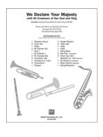 We Declare Your Majesty (with All Creatures and Our God and King) - Instrumental Parts Sheet Music