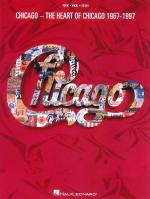 Heart Of Chicago 1967-1997 Sheet Music