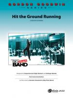 Hit the Ground Running (As recorded by Gordon Goodwin's Big Phat Band) - Conductor Score Sheet Music