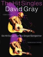 David Gray - The Hit Singles Sheet Music