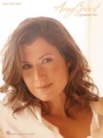 Amy Grant - Greatest Hits Sheet Music