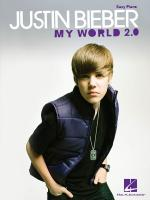 Justin Bieber - My World 2.0 Easy Piano Sheet Music