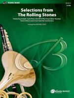 Selections from The Rolling Stones (Featuring: Jumpin' Jack Flash / Get Off of My Cloud / Ruby Tuesd Sheet Music