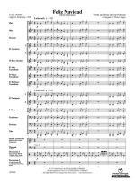 Feliz Navidad - Conductor Score & Parts Sheet Music