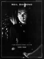Neil Diamond - The Greatest Hits 1966-1992 Sheet Music