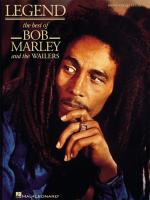 Bob Marley - Legend The Best Of Bob Marley & The Wailers Sheet Music