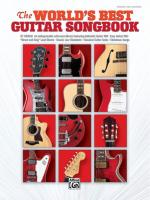 The World's Best Guitar Songbook (87 Songs! An Indispensable Reference Library) Sheet Music