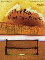 Chris Rice - Short Term Memories Medium Voice Range Sheet Music