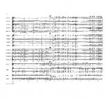 Shadow Dancer Extra full score Sheet Music