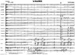 Valero Sheet Music