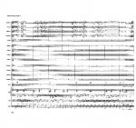 Short Circuit Extra full score Sheet Music