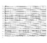 205 Swing Street Extra full score Sheet Music