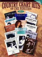 Country Chart Hits Of The Nineties - 2nd Edition Sheet Music