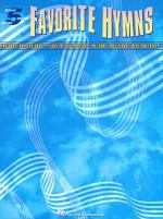 Favorite Hymns For Five-Finger Piano Sheet Music