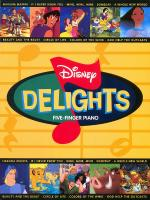 Disney Delights Sheet Music